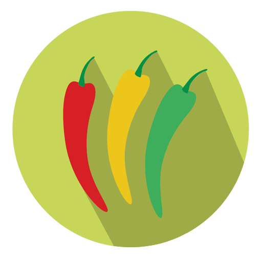 Chili pepper icon Transparent PNG
