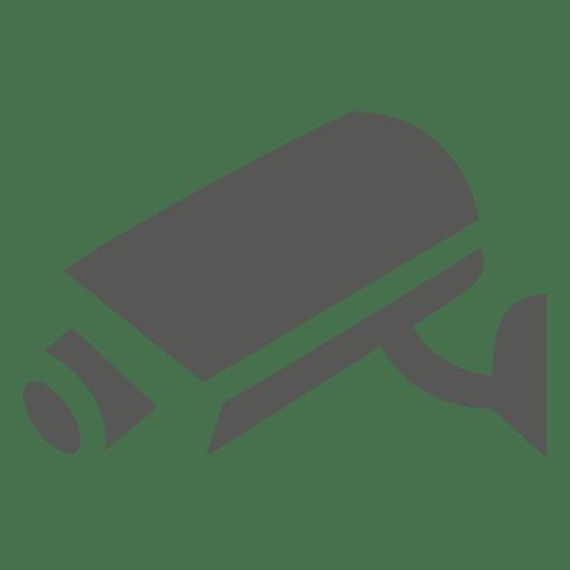 Icono de cámara de circuito cerrado Transparent PNG