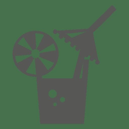 Icono de copa de c?ctel