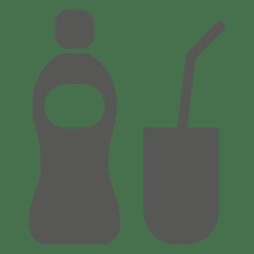 Ícone de bebida de cola Transparent PNG