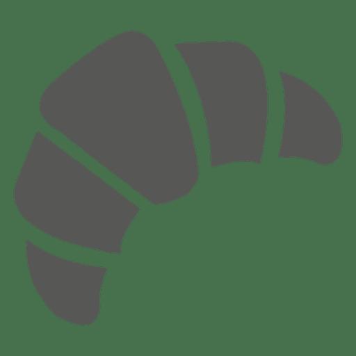 Croissant Icon Transparent PNG
