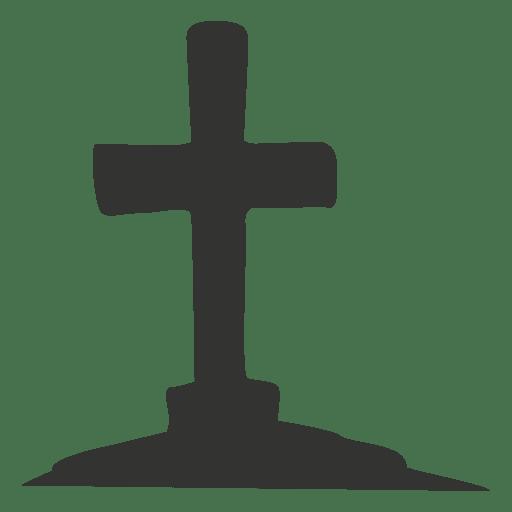 Cruz sobre lápida 3