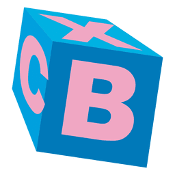 Juguete de cubo