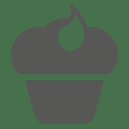 Cup ice cream icon