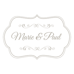 casamento decorativo emblema convite 7
