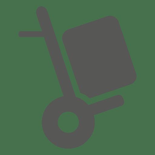 Ícone do carrinho de entrega Transparent PNG