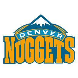 Logotipo de nuggets de Denver