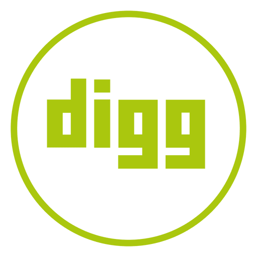 Digg ring icon Transparent PNG