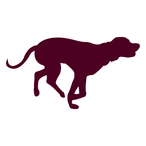 Dog running sequence 7 - Transparent PNG & SVG vector