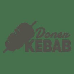 logotipo döner kebab