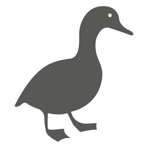 Duck flat icon Transparent PNG