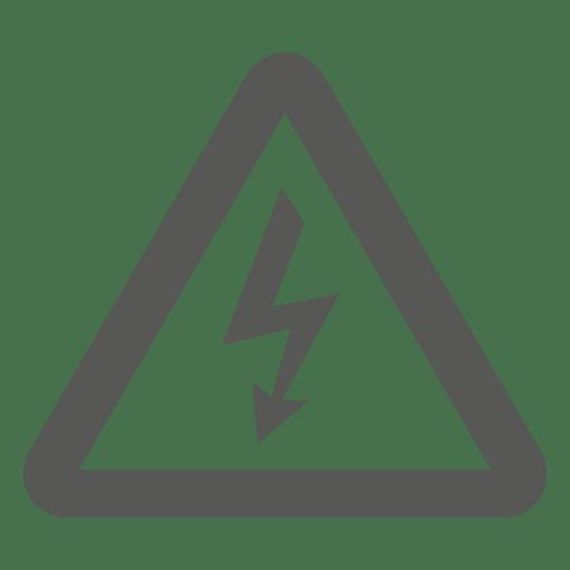 Energie Dreieck Zeichen Transparent PNG