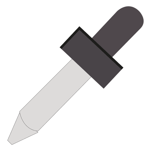 Eyedropper tool icon Transparent PNG