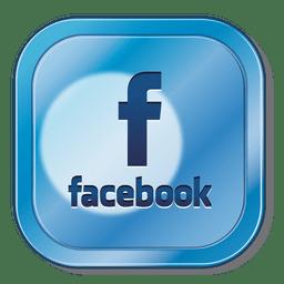 Facebook quadratisches Symbol