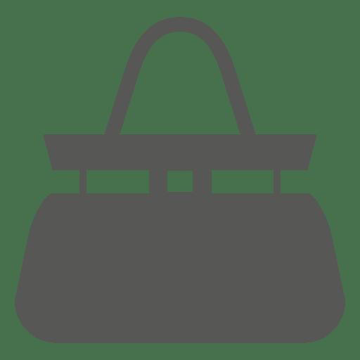 Ícone de saco de senhoras na moda Transparent PNG