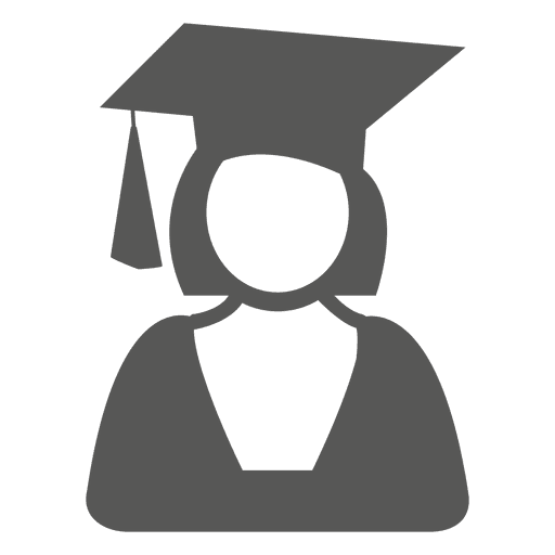 female graduate icon