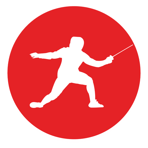Fencing circle icon Transparent PNG