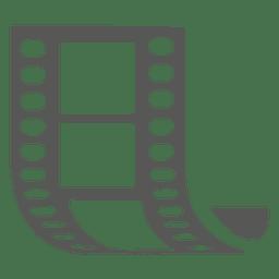 Ícone de tira de filme