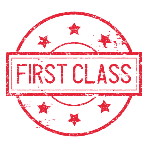First class round seal