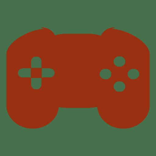 Consola de jogos plana