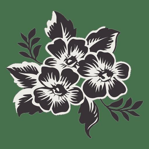 Buquê de flores 2 Transparent PNG