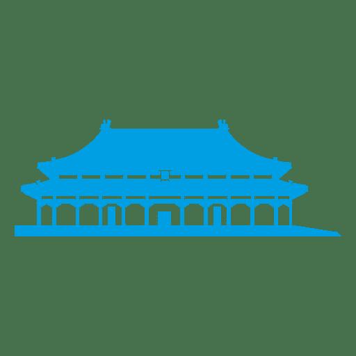 Forbidden city beijing Transparent PNG
