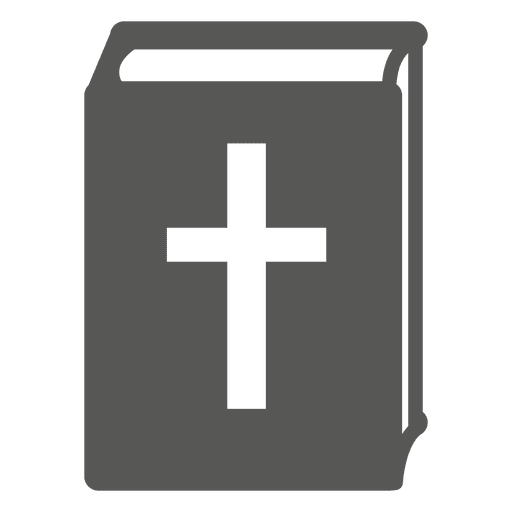 Front bible book icon