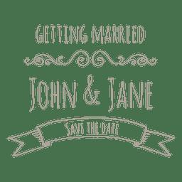 Matrimonio casado 15