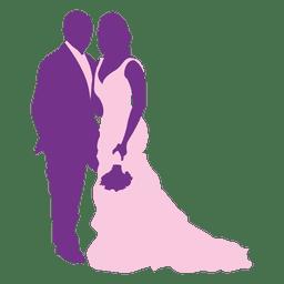Se casando casal