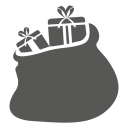Giftboxes bag icon