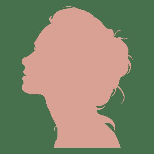 Výsledek obrázku pro woman silhouette png