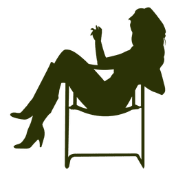 Presentación de la muchacha con la silla