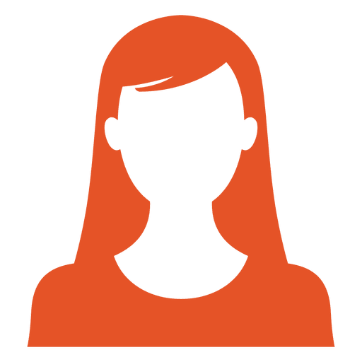 Girl sketch silhouette infographic Transparent PNG