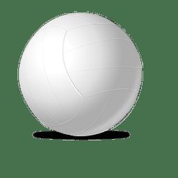 Glänzender Handball