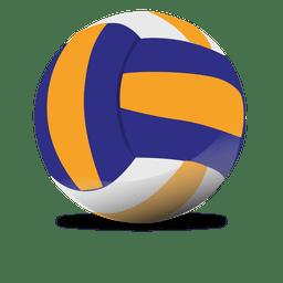 Voleibol brilhante
