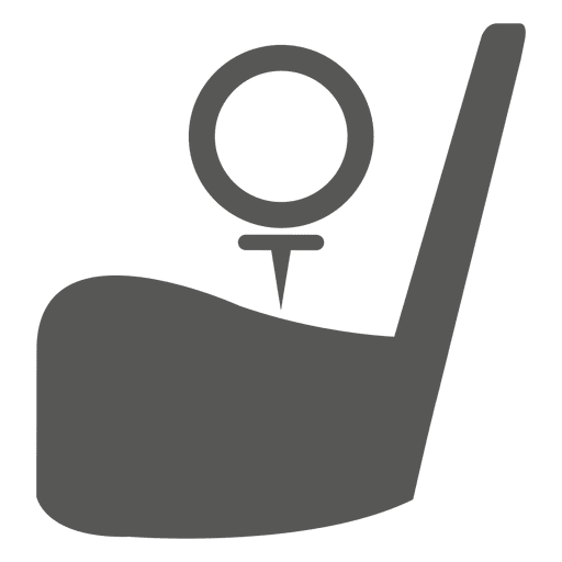 Golf sport icon Transparent PNG