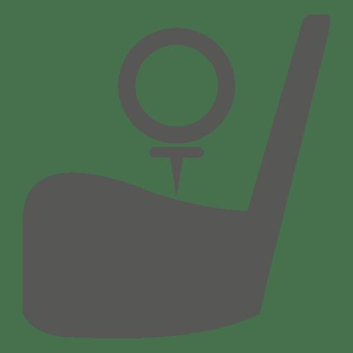 Icono de deporte de golf