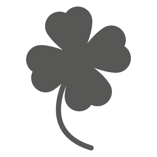 Good luck clover flower Transparent PNG