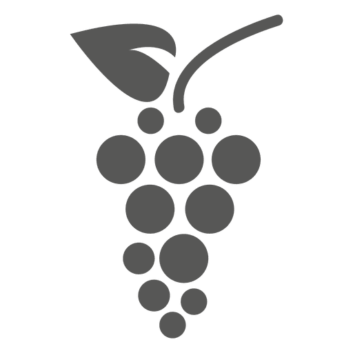 Grapes icon Transparent PNG