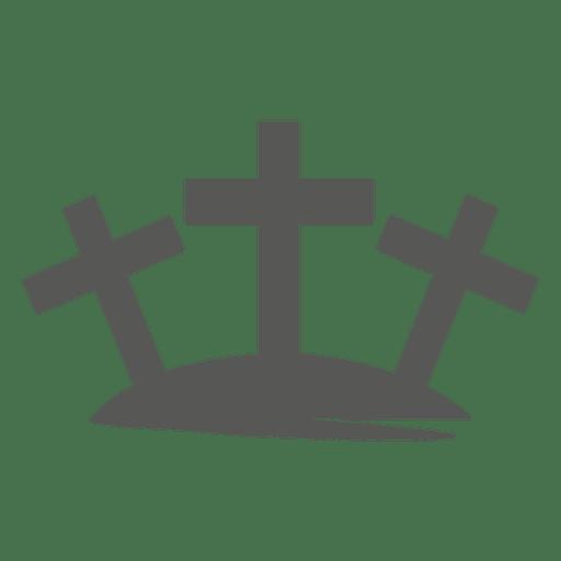 Icono de cementerio