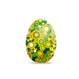 Green dots easter egg