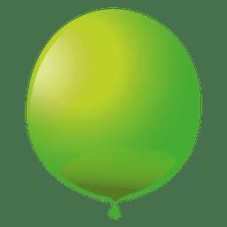 Ballon der Grünen Partei