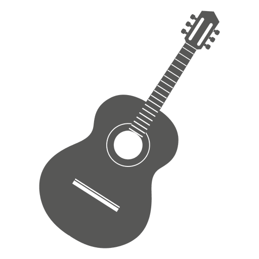 Guitar icon - Transparent PNG & SVG vector