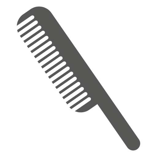Hair comb icon Transparent PNG