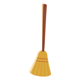 Halloween broom 3