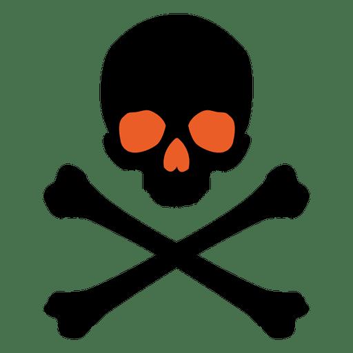 Cartoon de perigo do dia das bruxas 3 Transparent PNG