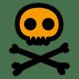 de dibujos animados peligro de Halloween 4