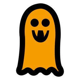 Halloween ghost cartoon 5