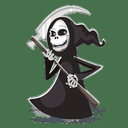Halloween del personaje fantasma 2