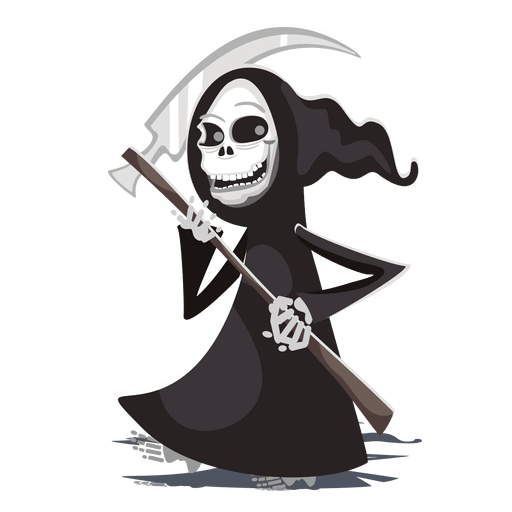 Halloween ghost character 2 Transparent PNG